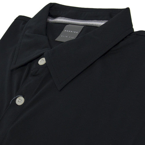 Slim Fit Interface Pique Polo