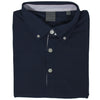 Slim Fit Long Sleeve Solid Polo