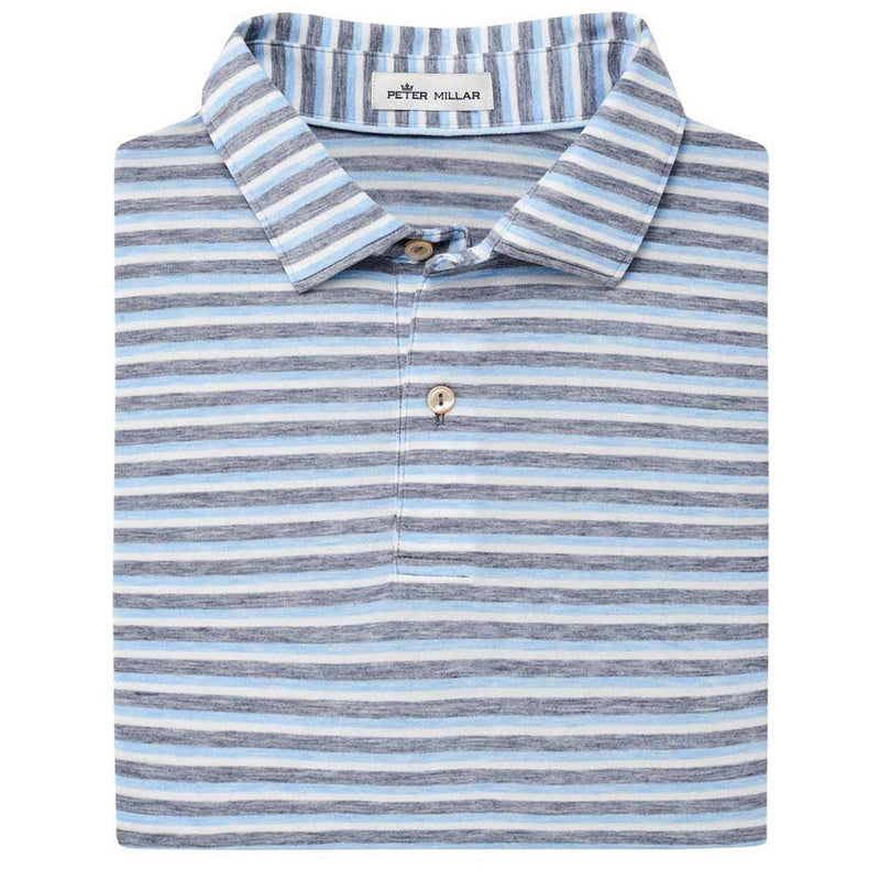 Peter Millar - Mens Natural Touch Performance Polo - NAVY