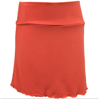 Catwalk Reversible Skirt - Melon Print