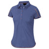 Galvin Green Womens Mavis VENTIL8™ PLUS Polo - MOONLIGHT BLUE / SUNSET