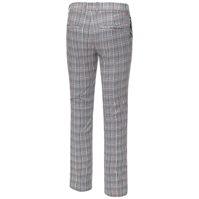 Galvin Green Mens NED TROUSERS - MULTI ( BROWN GREEN )