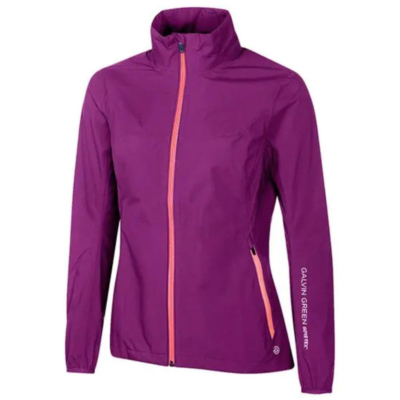 Galvin Green Womens ADRIANA GORE-TEX PACLITE Jacket - WILD ORCHID