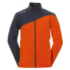 Galvin Green Mens AARON Gore-Tex Waterproof Golf Jacket - RUSTY ORANGE/BLUE