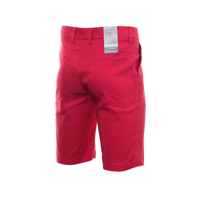 Galvin Green Mens PAOLO SHORTS - CERISE