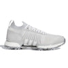 ADIDAS MEN'S GOLF TOUR360 XT PK SPIKED SHOES - GREY TWO / CLOUD WHITE / SILVER METALLIC (PRE ORDER)
