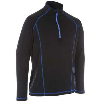 PROQUIP Mens Pro-Lite Thermal Fleece - BLACK