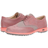 ECCO Women's Classic Hybrid 3 Golf Shoes - Petal/Petal Trim