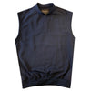 ProQuip Mens Aquasoft 1/2 Zip Vest - Navy