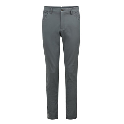 J Lindeberg Men's Jones Pants Stretch Twill Pants - DARK GREY