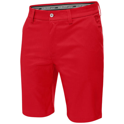 Galvin Green Mens PAOLO SHORTS - RED