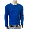 Abacus Men's Ruston Sweater - Cobalt Blue