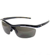 Sundog Dailed Mela-Lens Sunglasses - Black