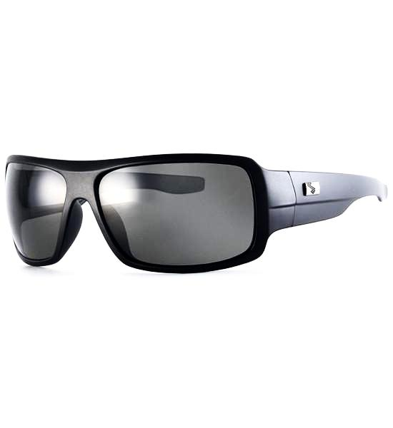 aa2e389d9612 Sundog Mad Polarized Sunglasses - SHINY BLACK - Golf Anything US