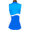 Catwalk Salina Sleeveless Top - Blue/White