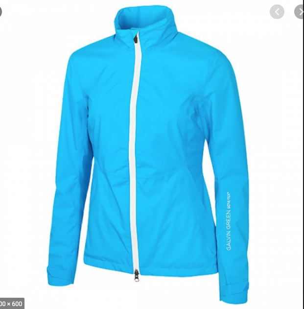 Galvin Green Womens AIDEEN GORE-TEX Waterproof Jacket - Pacific Blue