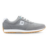 2019 FJ Womens Sport Retro Golf Shoe - GREY - Factory Blemish sz 7M