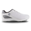2019 FJ Mens ARC XT Golf Shoes - WHITE/GREY - Factory Blemish