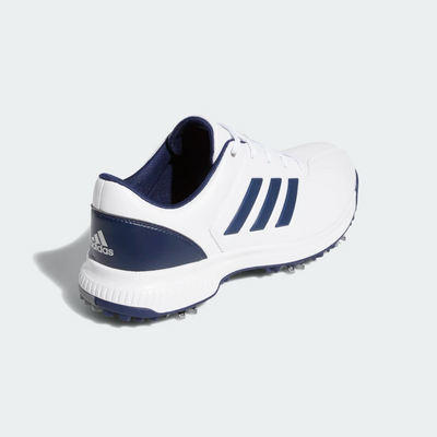 ADIDAS MEN'S CP TRAXION SPIKED SHOES - CLOUD WHITE