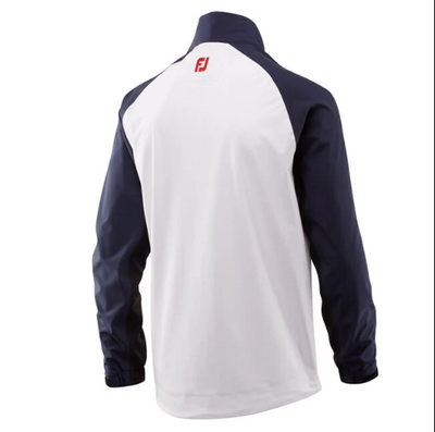 Footjoy DryJoys Tour LTS Jacket - Navy White Red