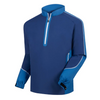 FJ - Men's Long Sleeve Sport Windshirt - Twilight Blue Marlin
