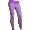 FootJoy Women's Ankle Length Leggings - Grape Space Dye Color Block