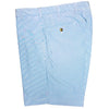 Mens Flat Front SeerSucker Walk Short - OCEAN