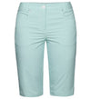 Nivo Essential Shorts - Aqua Green - Gingham