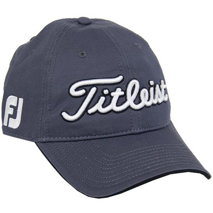 Titleist Tour Assorted Adjustable Hat - Charcoal - Golf Anything US 73609489d408