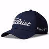 Titleist Sport Mesh ProV1-FJ Fitted Golf Hat - Navy
