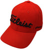Titleist Players Deep Back Staff - Hat - Red/Black M/L