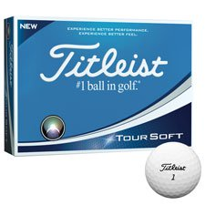New 2018 Titleist Tour Soft