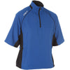 ProQuip Men's Ultralite Half-Sleeve Wind Shirt - True Blue