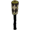 Belding HYBRID Head cover - PINEAPPLE PRINT