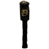 Belding HYBRID Head cover - BLACK FAUX LEATHER