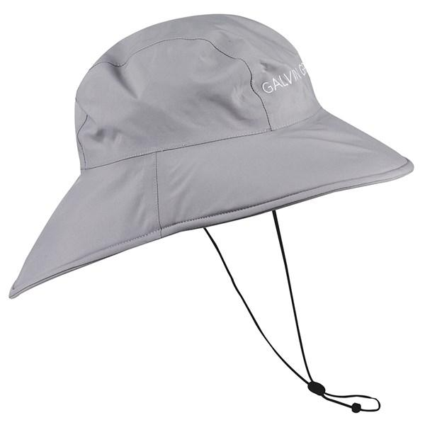 Galvin Green Mens AURA GORE-TEX® HAT- STEEL GREY