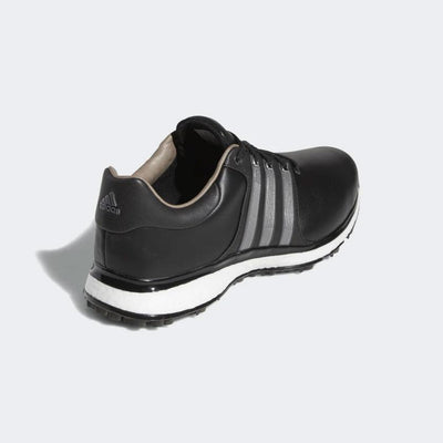 ADIDAS MEN'S GOLF TOUR360 XT-SL SPIKELESS SHOES - BLACK / IRON / WHITE (PRE ORDER)