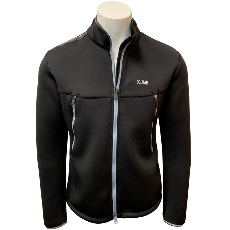 Colmar Men's Full Zip Jacket - Black