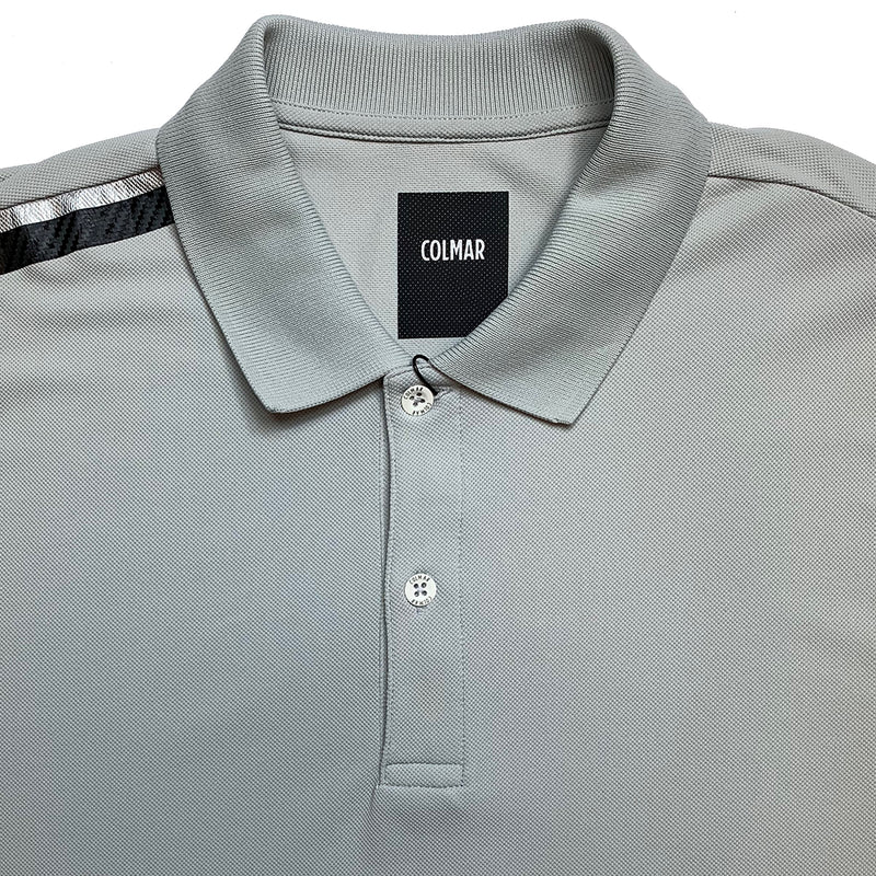 Colmar Men's Pique Polo - Grey