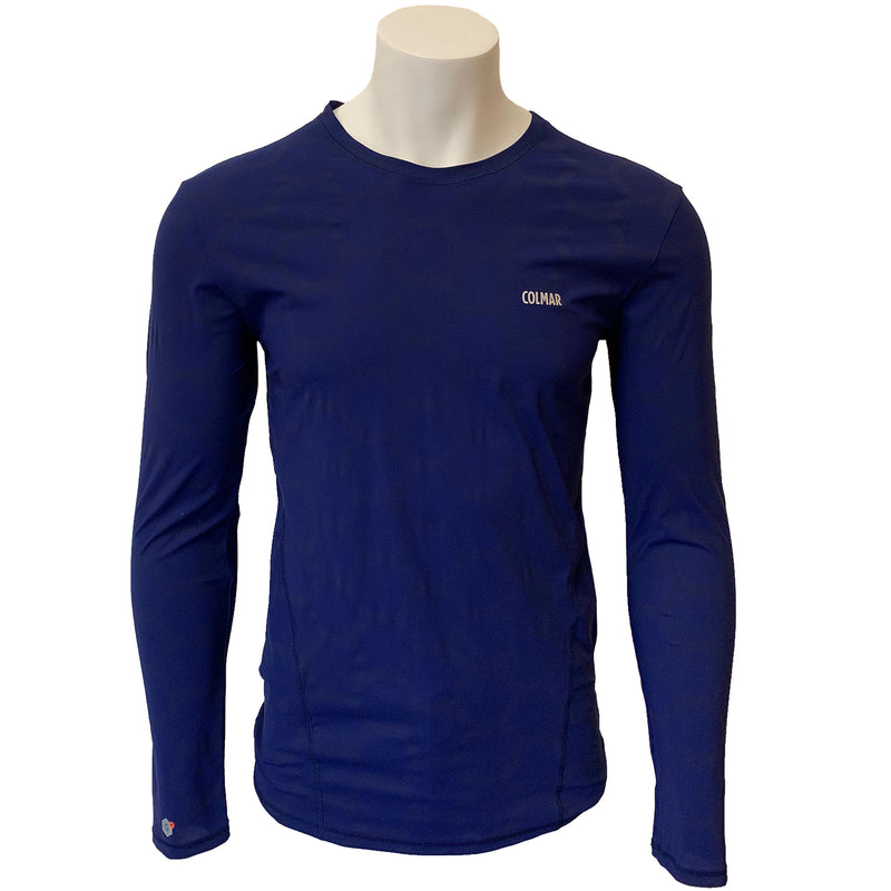 Colmar Men's Compression G+ Shirt - Navy