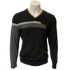 Colmar Men's Cotton Sweater - Black