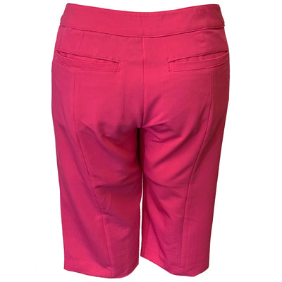 Womens Catwalk Golf Shorts - Pink - CSH06