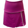 Catwalk Piper Knit Skort - Berry - SKPL13