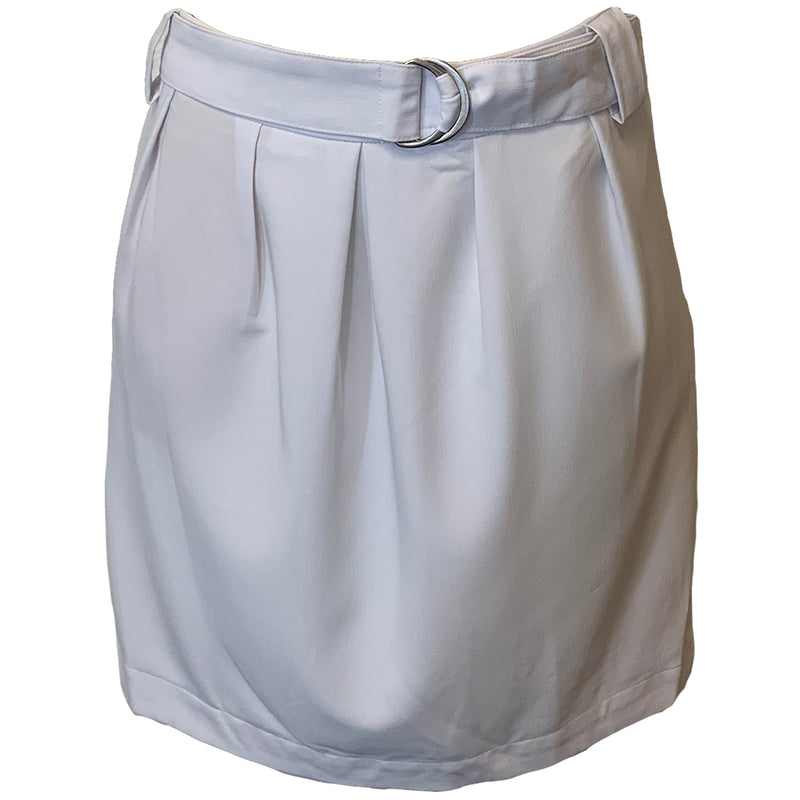 Womens Catwalk Skirt - White