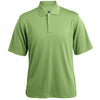Skins Game Men's Polo - Apple Green
