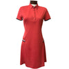 Colmar Women's Dress - Orange