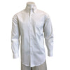 Dunning Button Down Shirt - White