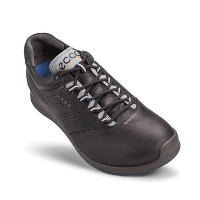 ECCO MENS BIOM HYBRID 2 Perforated- BLACK/BERMUDA BLUE
