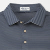 Peter Millar - Mens Grace Stretch Mesh Performance Polo - NAVY