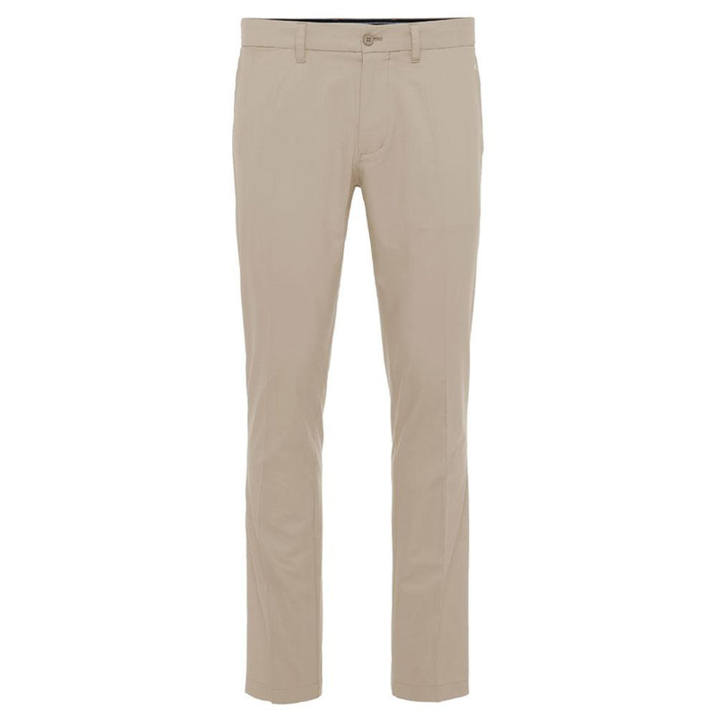 J Lindeberg Men's Elof Slim Fit Light Poly Pants - SAND